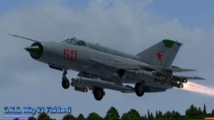Mig-21 Betta Test is Started