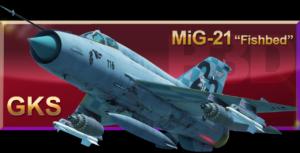 MiG-21Bis is released!